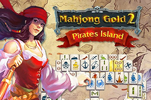 Mahjong Gold 2 Pirates Island