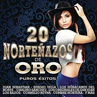 20 Norte??azos de Oro by Various (2015-08-03)