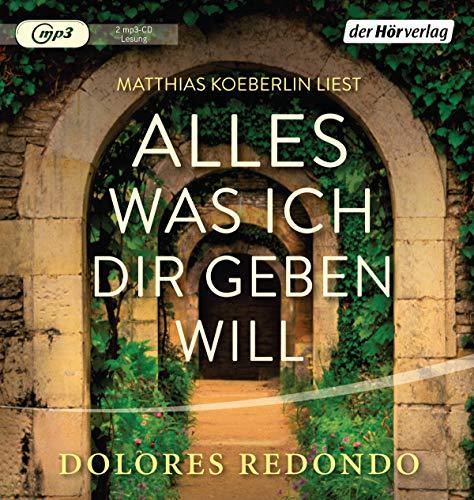 Buchseite und Rezensionen zu 'Alles was ich dir geben will' von Dolores Redondo