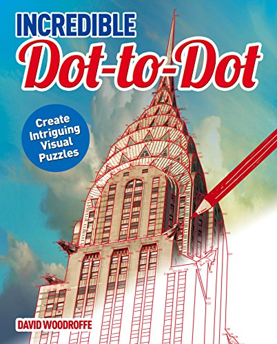 Incredible Book of Dot-to-Dot (Colouring Books)