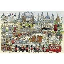 Londres 1000 pièces panoramique puzzles Jeux de loisirs
