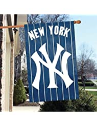 MLB New York Yankees Applique Banner Flag by Party Animal
