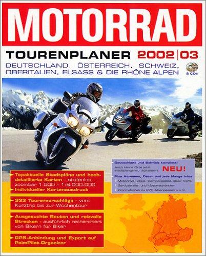 Motorrad-Tourenplaner 2002/2003
