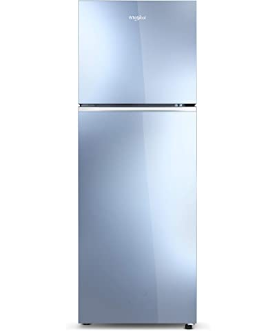 Whirlpool 292 L 2 Star Frost Free Double Door Refrigerator with Glass Door  NEOFRESH GD PRM 305 2S, Crystal Mirror