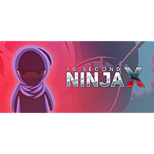 10 Second Ninja X [PC Code – Steam]