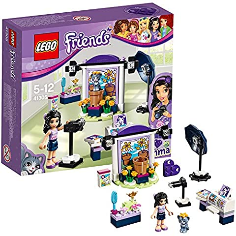 LEGO Friends 41305 - Emmas Fotostudio