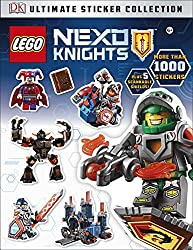 LEGO NEXO KNIGHTS Ultimate Sticker Collection by DK (2016-03-01)