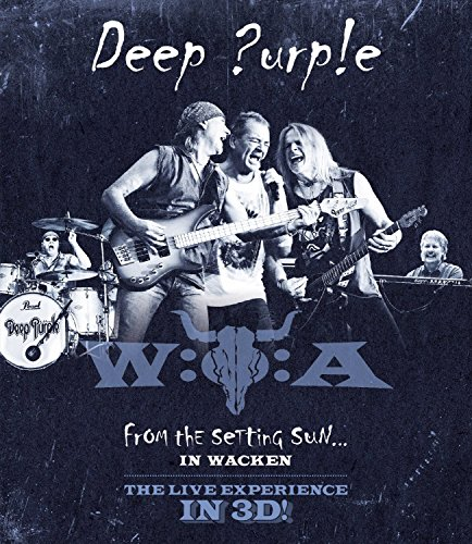 Deep Purple - From The Setting Sun. In Wacken (Blu-Ray 3D)