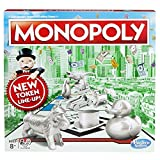 Image for board game Hasbro Gaming Monopoly Classic Game