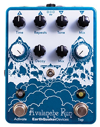 Pédale Delay Earthquaker Devices Avalanche Run