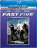 Fast Five [Blu-ray] [Import anglais]