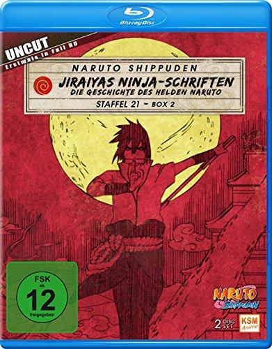 Naruto Shippuden Staffel 21 Episodenguide Fernsehseriende