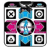 Flashing- Skidproof Tanz-Decken-Matte Für PC 8mm Dicke Matte 93cm * 83cm