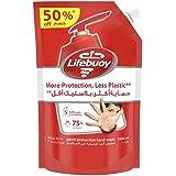 Lifebuoy Anti Bacterial Hand Wash Total 10 Refill, 1000 ml