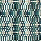Fabulous Fabrics Dekostoff Halbpanama Diamant 2 –