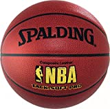 Spalding 64-617Z Basketbälle NBA Tacksoft Pro, 6