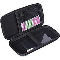 Morton3654Mam Sac de rangement avec film de protection en verre trempé pour console de jeu portable POWKIDDY RGB10MAX