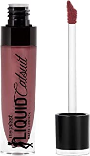Wet 'n Wild Megalast Liquid Catsuit Matte Lipstick, Rebel Rose, 6g