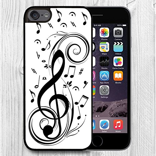, iPod 6 Schwarz Fall, ftfcase Fall TPU Gummi Gel-Design für Apple iPod Touch 6. Generation - Keep Calm and Drink Beer, A00-3 ()