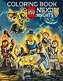 LEGO NEXO KNIGHTS coloring book