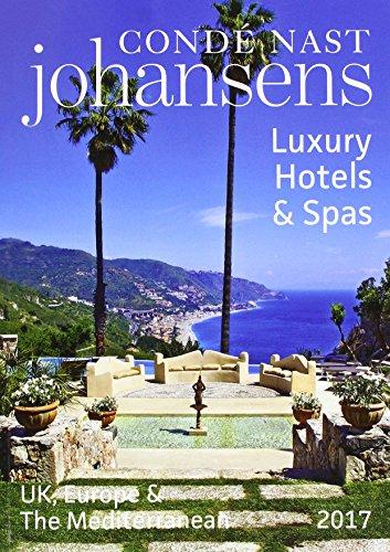 Price comparison product image Conde Nast Johansens Luxury Hotels & Spas: UK,  Europe & the Mediterranean 2017