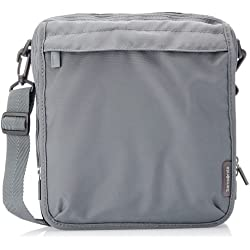 Samsonite Excursion Fabric Grey Messenger Bag (Z34 (0) 08 054)