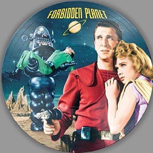 Forbidden Planet (Lim.Picture Disc) [Vinyl LP] (Cast Reel)