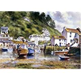 Gibsons Puzzle - Polperro (1000 pieces)