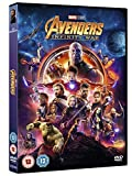 Avengers Infinity War [DVD] [2018] only £10.00 on Amazon
