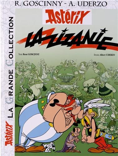 Astérix La Grande Collection -  La zizanie - n°15