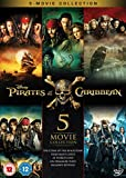 Best Box Sets - Pirates of the Caribbean 1-5 Boxset [DVD] Review