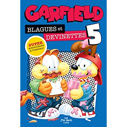 Garfield Blagues et devinettes : Tome 5