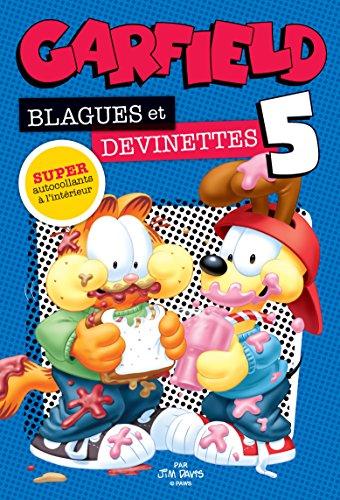 Garfield Blagues et devinettes : Tome 5 par