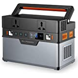 ALLPOWERS Portable Generator 666Wh/185200mAh Power Station Backup Emergency Power Supply Pure Sine wave with DC/AC…