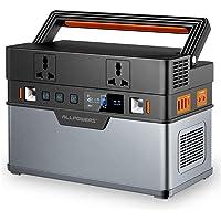 ALLPOWERS Tragbarer Powerstation 606Wh/164000mAh Hochleistungsakku Solar Generator 500W Batterie Mobiler Stromspeicher…