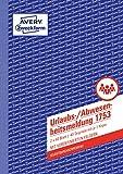 Avery Dennison Formularbuch - Libro con formularios de ventas y facturas