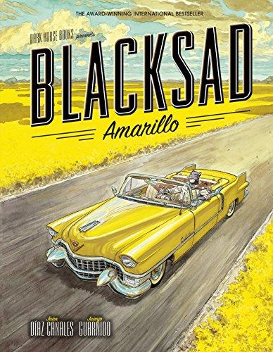 Blacksad: Amarillo por Juan Diaz Canales