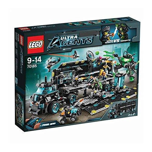 LEGO 70165 Agents Centrala ultra agentĂlw [KLOCKI]