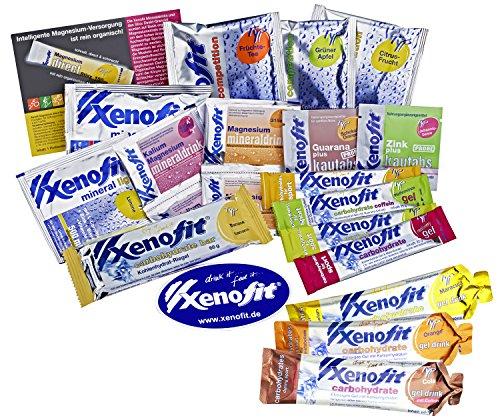 Xenofit Testbox, 20 Portionen Sporternährung -
