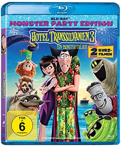 Hotel Transsilvanien 3 - Ein Monster Urlaub - 3 Artikel Kostüm