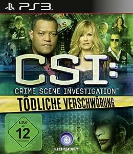 CSI: Crime Scene Investigation - Tödliche Verschwörung