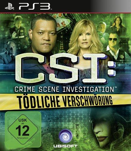 Ubisoft CSI: Crime Scene Investigation: Tödliche Verschwörung