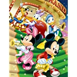 Disney Jigsaw Puzzle bubble wrap 500 piece big band Star 41-89 (japan import)