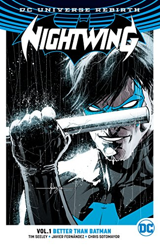 Nightwing (2016-) Vol. 1: Better Than Batman (English ...