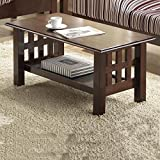 #6: ROYALOAK Sydney Coffee Table (Walnut)