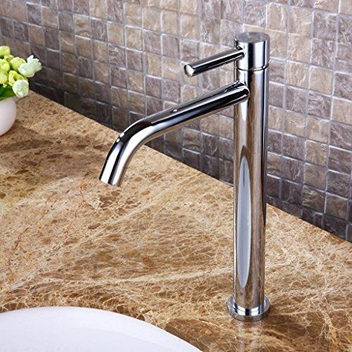 Tous Hot Copper Et Bassin d'eau froide Robinet de bain Plateforme Pots haut Taps Bathroom Faucet Lavabo