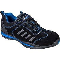 Portwest FW34BKR41 - Lusum Safety Shoe Blue Size: 36 EU