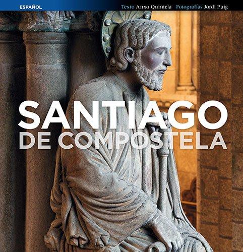 Santiago De Compostela (Español) (Sèrie 4) por Anxo Quintela / Jordi Puig