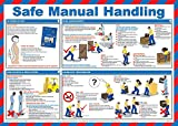 Best Safety Posters - Safety First Aid Group Safe Manual Handling Poster Review