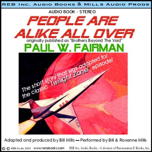 People Are Alike All Over  Audiolibri